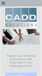 Mobile Preview of caddsolutions.net